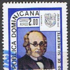 Sellos: REPUBLICA DOMINICANA // YVERT 345 AEREO // 1979. Lote 183330020