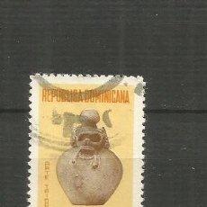 Francobolli: REPUBLICA DOMINICANA CORREO AEREO YVERT NUM. 207 USADO. Lote 188512616