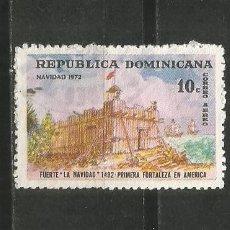 Francobolli: REPUBLICA DOMINICANA CORREO AEREO YVERT NUM. 242 USADO. Lote 188513110