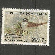 Francobolli: REPUBLICA DOMINICANA CORREO AEREO YVERT NUM. 347 USADO. Lote 188514911