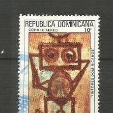 Francobolli: REPUBLICA DOMINICANA CORREO AEREO YVERT NUM. 364 USADO. Lote 188515141