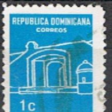 Sellos: REPUBLICA DOMINICANA // YVERT 648 // 1967 ... USADO. Lote 190468251
