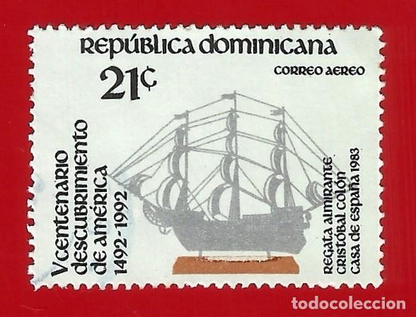 REPUBLICA DOMINICANA. 1983. V CENTENARIO DESCUBRIMIENTO AMERICA (Sellos - Extranjero - América - República Dominicana)