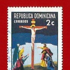 Francobolli: REPUBLICA DOMINICANA. 1979. SEMANA SANTA. CALVARIO. Lote 212834602