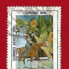 Sellos: REPUBLICA DOMINICANA. 1977. ACTIVIDADES TURISTICAS. Lote 212852656