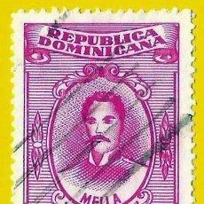 Sellos: REPUBLICA DOMINICANA. 1963. RAMON MELLA. Lote 220187397