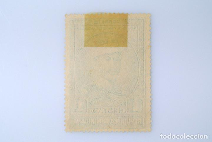 Sellos: SELLO POSTAL REPUBLICA DOMINICANA 1936, 1 ¢ GENERAL GERGORIO LUPERON, USADO - Foto 2 - 229823045