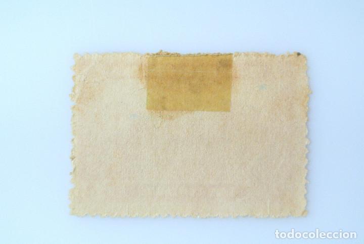 Sellos: SELLO POSTAL REPUBLICA DOMINICANA 1928, 2 ¢ , RUINAS ALCAZAR DE COLON, USADO - Foto 2 - 229846115