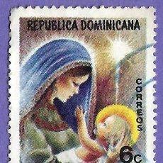 Francobolli: REPUBLICA DOMINICANA. 1974. NAVIDAD. Lote 242936610
