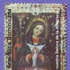 Francobolli: REPUBLICA DOMINICANA. 1985. NUESTRA SEÑORA DE ALTAGRACIA. Lote 242986670