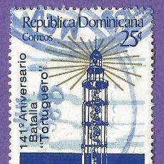 Francobolli: REPUBLICA DOMINICANA. 1985. FARO DE SANTO DOMINGO. Lote 242986870