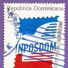 Francobolli: REPUBLICA DOMINICANA. 1986. INSTITUTO POSTAL DOMINICANO. Lote 242990655