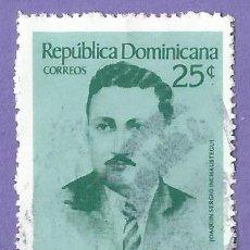 Francobolli: REPUBLICA DOMINICANA. 1987. JOAQUIN SERGIO INCHAUSTEGUI. Lote 242992080