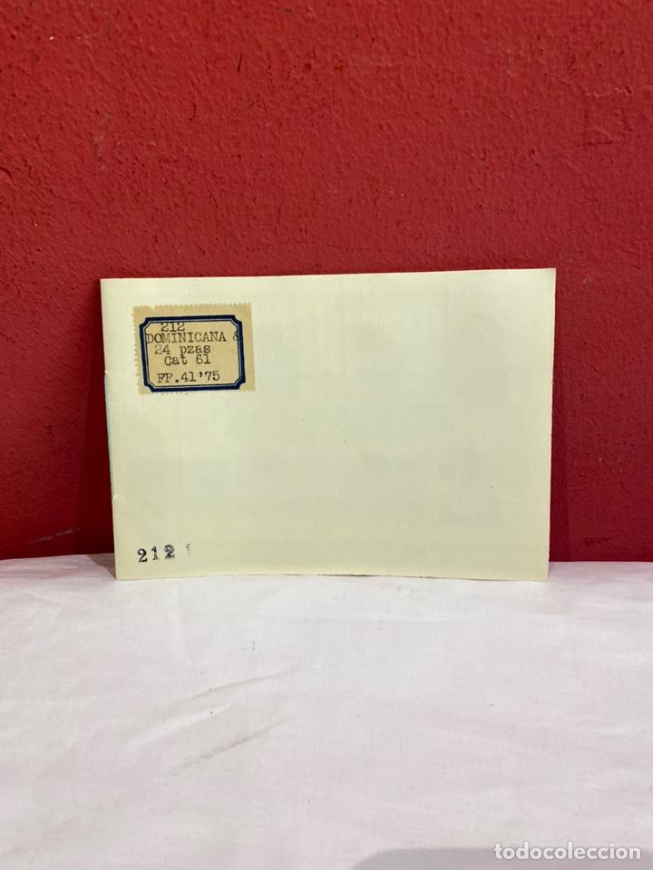 Sellos: Álbum de sellos dominicana catalogados . Ver fotos - Foto 2 - 261925600