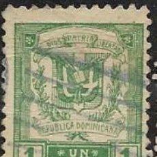 Sellos: REPÚBLICA DOMINICANA YVERT 209. Lote 263743690