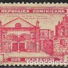 Sellos: REPÚBLICA DOMINICANA YVERT 238. Lote 263744200