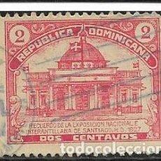 Sellos: REPÚBLICA DOMINICANA YVERT 213. Lote 263744480