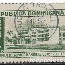 Sellos: REPÚBLICA DOMINICANA YVERT 420. Lote 263744760