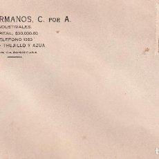 Sellos: CIUDAD TRUJILLO NOBOA HERMANOS. Lote 274311933