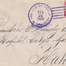 Sellos: CORREO AEREO CUBA 1928. Lote 274312463