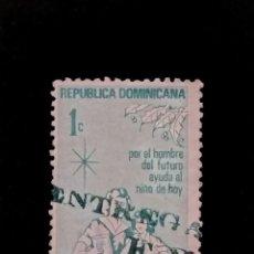 Sellos: SELLOS REPÚBLICA DOMINICANA - ANT 300. Lote 289366908