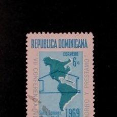 Sellos: SELLOS REPÚBLICA DOMINICANA - ANT 300. Lote 289367013