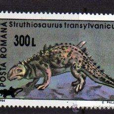 Sellos: SERIE COMPLETA ROMANIA AÑO 2001 YVERT NR.4705 OVERPRINT NUEVA. Lote 9276789