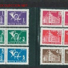 Sellos: RUMANÍA 1967. CORREOS. Lote 2268632