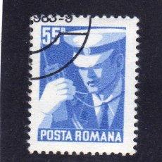 Sellos: ++ RUMANIA / ROMANIA / ROUMANIE AÑO 1975 YVERT NR. 2936 USADA POLICÍA. Lote 13182678