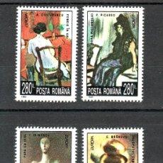 Sellos: RUMANIA HB 228 (SELLOS DE HB) SIN CHARNELA, TEMA EUROPA, ARTE CONTEMPORANEO, PINTURA, PICASO, . Lote 18239213