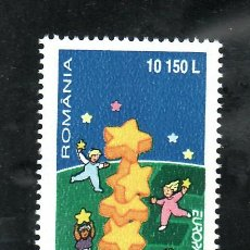 Sellos: RUMANIA 4605 SIN CHARNELA, TEMA EUROPA 2000, . Lote 13922096