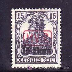 Sellos: RUMANIA OCUPACION ALEMANA 1 SIN GOMA, SELLOS DE ALEMANIA, SOBRECARGADO. Lote 19368820