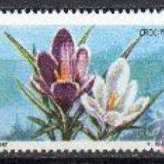Sellos: RUMANIA AÑO 1987 YV *** FLORA - FLORES - NATURALEZA. Lote 27799930