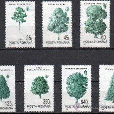 Sellos: RUMANIA AÑO 1994 YV 4160/68*** FLORA - ÁRBOLES - NATURALEZA. Lote 27799990