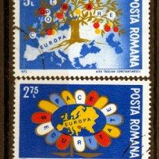 Sellos: ++ RUMANIA / ROMANIA / ROUMANIE AÑO 1973 HB YVERT NR.109 USADA EUROPA. Lote 31297405