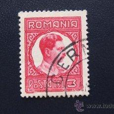 Stamps - 1930 rumania, rey carlos II, yvert 392 - 31800221