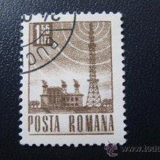 Sellos: 1971 RUMANIA, TELEVISION, YVERT 2636. Lote 32398433