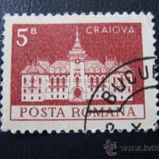 Sellos: 1972 RUMANIA, CRAIOVA, YVERT 2757. Lote 32411643