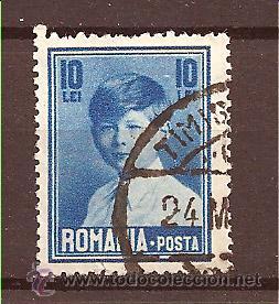 MICHEL 328 RUMANIA 1926 (Sellos - Extranjero - Europa - Rumanía)