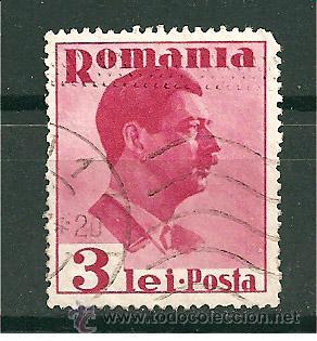 MICHEL 494 RUMANIA 1935 (Sellos - Extranjero - Europa - Rumanía)