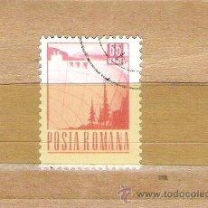 Sellos: SELLOS - LOTE 1 SELLO USADO - RUMANIA ( EMBALSES Y PRESAS ). Lote 35354166
