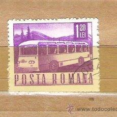 Sellos: SELLOS - LOTE 1 SELLO USADO - RUMANIA ( TRANSPORTES - AUTOBUS ). Lote 35354285