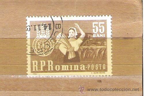 SELLOS - LOTE 1 SELLO USADO - RUMANIA (Sellos - Extranjero - Europa - Rumanía)