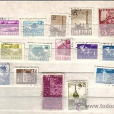 Stamps - RUMANIA LOTE DE SELLOS - 35533644