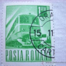 Sellos: SELLO RUMANIA POSTA ROMANA 1L . Lote 37059789