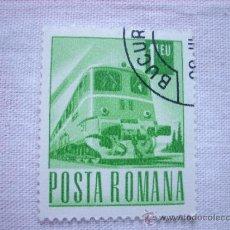 Sellos: SELLO RUMANIA POSTA ROMANA 1L . Lote 37059791