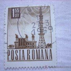 Sellos: SELLO RUMANIA POSTA ROMANA 1,55 L. Lote 37059856