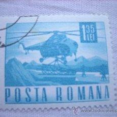Sellos: SELLO RUMANIA POSTA ROMANA 1,35 L. Lote 37059861
