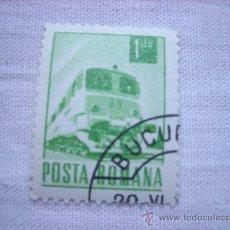 Sellos: SELLO RUMANIA POSTA ROMANA 1L . Lote 37059863