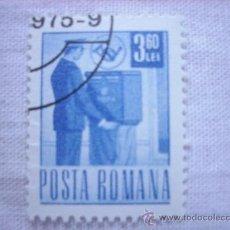 Sellos: SELLO RUMANIA POSTA ROMANA 3,25 L. Lote 37059921